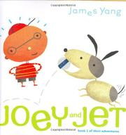 Cover art for JOEY AND JET