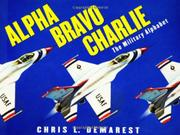 Cover art for ALPHA BRAVO CHARLIE