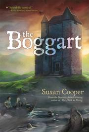 Cover art for THE BOGGART