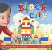 BLOCK CITY by Robert Louis Stevenson