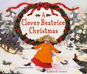 Cover art for A CLEVER BEATRICE CHRISTMAS