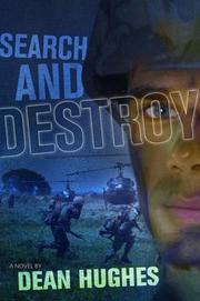 Cover art for SEARCH AND DESTROY