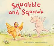 Cover art for SQUABBLE AND SQUAWK