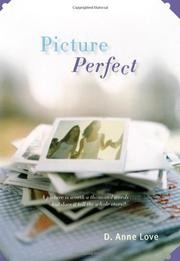 PICTURE PERFECT by D. Anne Love