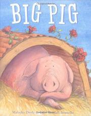 BIG PIG by Malachy Doyle