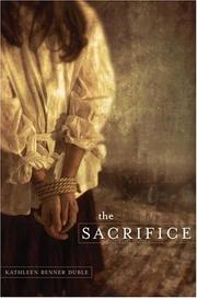 Cover art for THE SACRIFICE