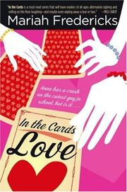 Cover art for IN THE CARDS