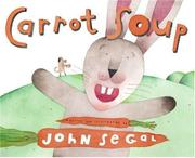 CARROT SOUP by John Segal
