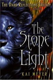 Book Cover for THE STONE LIGHT