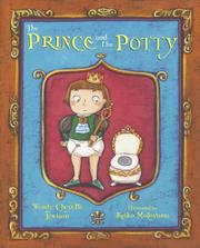 THE PRINCE AND THE POTTY by Wendy Cheyette Lewison