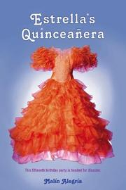 Cover art for ESTRELLA'S QUINCEAÑERA