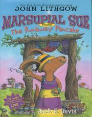 Cover art for MARSUPIAL SUE PRESENTS THE RUNAWAY PANCAKE