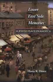 Book Cover for LOWER EAST SIDE MEMORIES