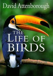 Cover art for THE LIFE OF BIRDS