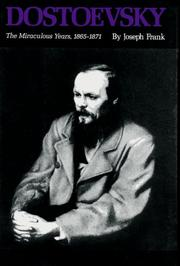 Cover art for DOSTOEVSKY