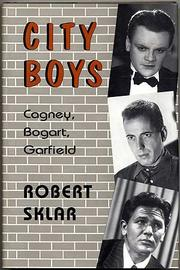 CITY BOYS by Robert Sklar