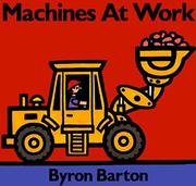 Cover art for MACHINES AT WORK