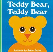 TEDDY BEAR, TEDDY BEAR by Steve Scott