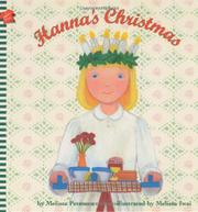 HANNA'S CHRISTMAS by Melissa Peterson