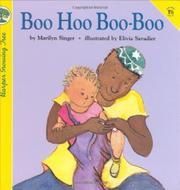BOO HOO BOO-BOO by Marilyn Singer
