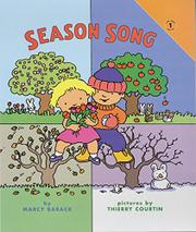 Book Cover for SEASON SONG