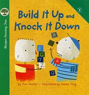 Book Cover for BUILD IT UP AND KNOCK IT DOWN