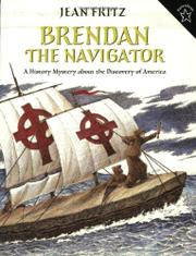 BRENDAN THE NAVIGATOR by Jean Fritz