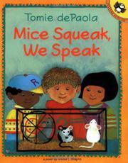 """""""MICE SQUEAK, WE SPEAK"""" by Arnold L. Shapiro"""