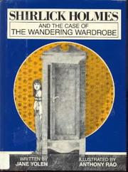 SHIRLICK HOLMES AND THE CASE OF THE WANDERING WARDROBE by Anthony Rao