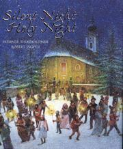 Cover art for SILENT NIGHT, HOLY NIGHT