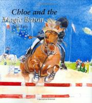 Book Cover for CHLOE AND THE MAGIC BATON