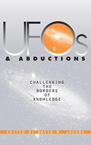 Cover art for UFOS AND ABDUCTIONS