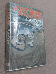 SETTLING OF ACCOUNTS by Carolyn Hart