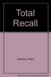 TOTAL RECALL. by Piers Anthony