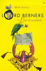 LORD BERNERS by Mark Amory
