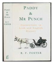 Cover art for PADDY AND MR. PUNCH