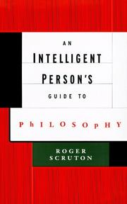 Cover art for AN INTELLIGENT PERSON'S GUIDE TO PHILOSOPHY
