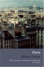 PARIS by Anne Green