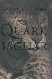 Cover art for THE QUARK AND THE JAGUAR