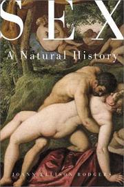 SEX by Joann Ellison Rodgers