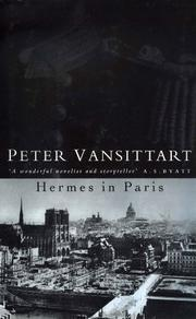 HERMES IN PARIS by Peter Vansittart