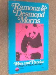 MEN AND PANDAS by Desmond Morris