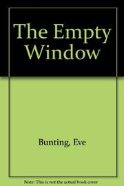 THE EMPTY WINDOW by Judy Clifford