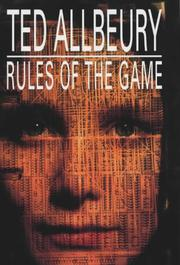 RULES OF THE GAME by Ted Allbeury