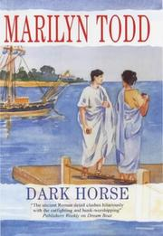 DARK HORSE by Marilyn Todd