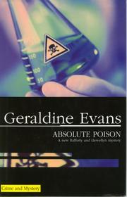 ABSOLUTE POISON by Geraldine Evans