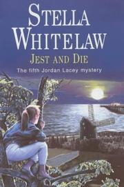 JEST AND DIE by Stella Whitelaw