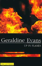UP IN FLAMES by Geraldine Evans