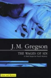 Cover art for THE WAGES OF SIN