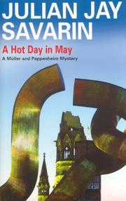 A HOT DAY IN MAY by Julian Jay Savarin